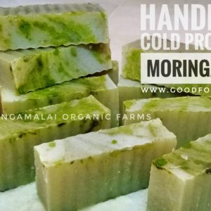Handmade Natural Soap – Moringai