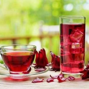 Dried Roselle / Jamaican Sorrel Tea