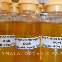 Cold Pressed Moringa Seed Oil, 100ml