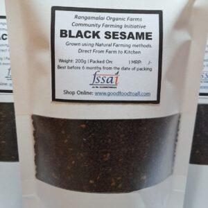 Black Til / Sesame Black,  200g